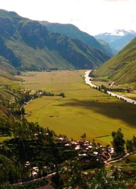 Sacred Valley & Inca Trail Trek 5D/4N